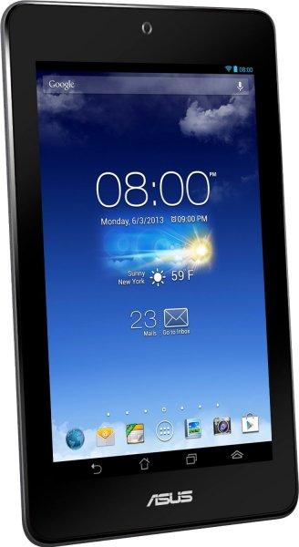 [WHD] Asus MeMO Pad HD 7 17,8 cm  (MediaTek MT8125, 1,2GHz, 1GB RAM, 16GB SSD nur 3x