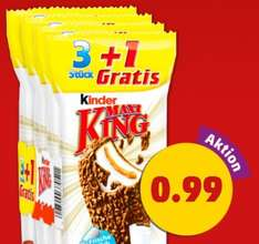 [Penny/Netto] kinder Maxi King 3+1 für 0,99 €