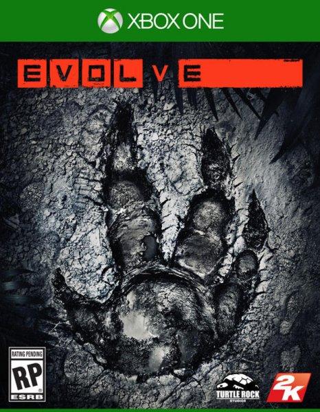 Evolve Xbox One 49,99€