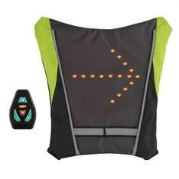 [Amazon.de] LED Fahrtrichtungsanzeiger Rucksack mit Gutscheincode 5€ sparen für 41,89€ inkl. VSK