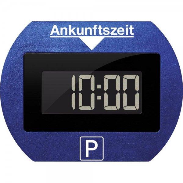 Elektronische Parkscheibe PARK LITE Blau -Strafzettel und Bußgelder ade- nur HEUTE bei Conrad für 29,99 € inkl. VSK [Qipu nicht vergessen]