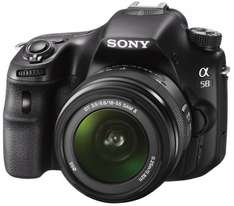 [lokal Berlin] Sony Alpha SLT A58K 18-55mm 296€,  IPAD Mini Retina 16GB cellular 333€, uvm