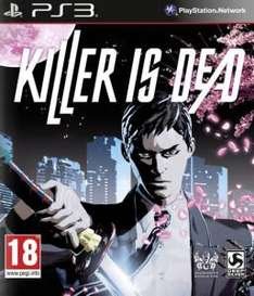 [Zavvi][PS3] Killer is Dead 11,60 | Dragon's Dogma 11,60 | Ni no Kuni 17,42 | Resident Evil 5 11,60