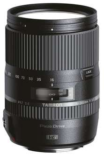 Tamron 16-300mm F/3,5-6,3 DI II C/AF VC PZD Macro für Canon , Nikon und Sony Foto Cameras @ Amazon Blitzangebot