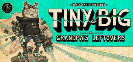 Tiny and Big: Grandpa's Leftovers für 99 Cent @ Steam oder 0,89€ @ humblebundle.com