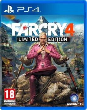 Far Cry 4 (L.E.) PS4 & XBOX ONE 47,57€ aus Österreich