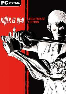 [Steam-Key] Killer is Dead - Nightmare Edition - PC