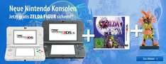 [Müller]  New Nintendo 3DS & 3DS XL Zelda Figur Bundle