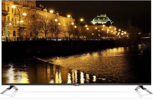LG 42LB674V 106 cm (42 Zoll) Cinema 3D LED-Backlight-Fernseher (Full HD, 700Hz MCI, DVB-T/C/S, CI+, Smart TV, HbbTV, 24 Watt 2.1 Soundsystem) dunkelsilber [Energieklasse A+] für 469,99€