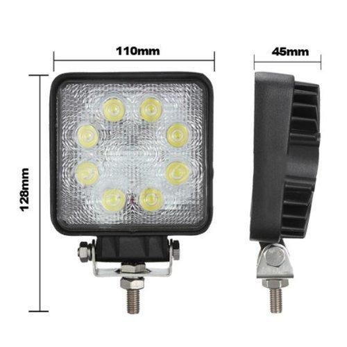 24W LED Arbeitsscheinwerfer für 19,99€ Versand durch Amazon