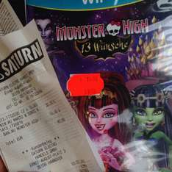 Lokal hannover Wii u monster high 13 wünsche