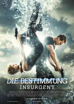"""[Jeder 3. Anruf gewinnt] Günstig ins Kino zu """"Die Bestimmung - Insurgent"""""""