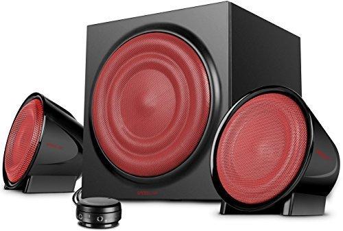 Speedlink Jugger 2.1-Lautsprechersystem + (Gratis) Speedlink Hilo Bluetooth-Lautsprecher (amazon)