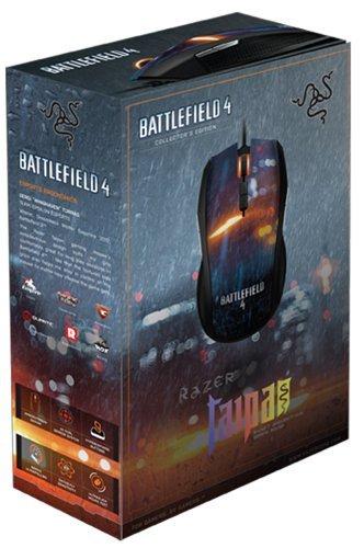 Razer Taipan BF4 - Gaming Maus mit 9 Tasten, Laser-Sensor, 8200dpi, USB als B-Ware ab €32,45 @MeinPaket.de