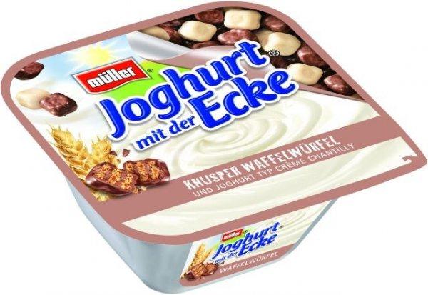 [LIDL] Joghurt mit der Ecke und Rama, Dallmayr Classic, Wagner Steinofen Pizza, Parliament Vodka