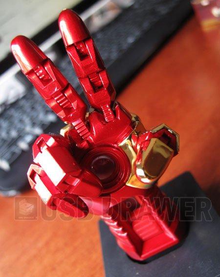 64GB Usb2.0 USB-Stick im Ironman Design @miniinthebox