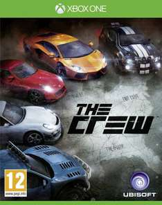 Microsoft Xbox One - The Crew für €30,66 [@Amazon.co.uk]