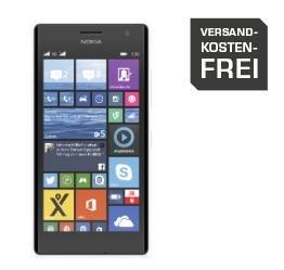 Nokia Lumia 730 Dual Sim Weiß für 174€ inkl. Versand @Saturn.de