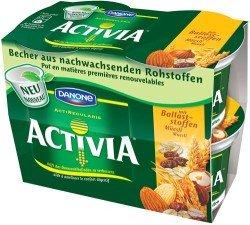 1 Packung Activia Joghurt mit Gewinn GRATIS testen bis 30.06.2015 | doppelte Kaufpreiserstattung | (Testwochen)
