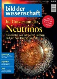 Bild der Wissenschaft für 98,40€ + 95€ Universalgutschein (inkl. Amazon)