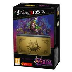 [Real] New Nintendo 3DS XL Majora's Mask Edition für 224 €