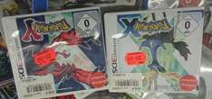 (Lokal Hallstadt Real) Pokemon X & Pokemon Y für jeweils 25 Euro
