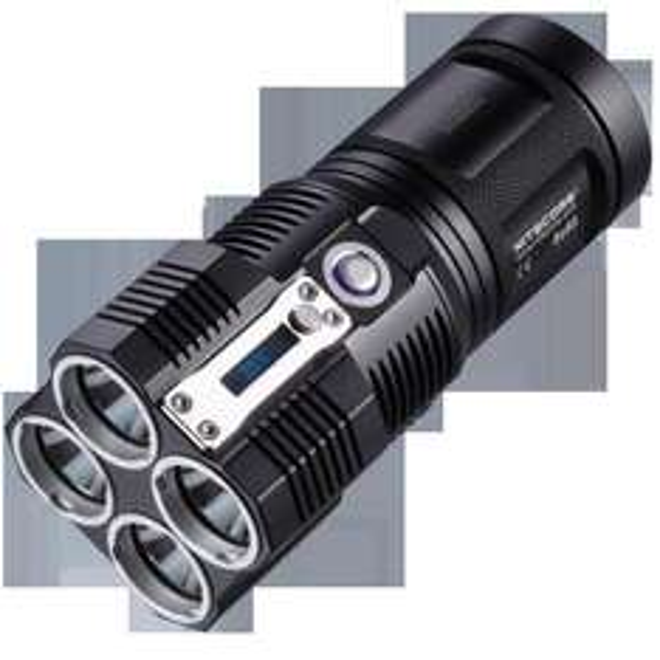 Taschenlampe NiteCore Tiny Monster TM26 (3500 Lumen mit bis zu 415 Metern Reichweite)