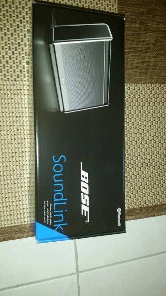 (V)Bose Soundlink in Ovp