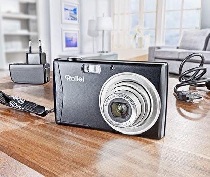 [Kaufland] Digitale Einsteigerkamera Rollei Compactline 750 – 49,99 € – ab 16. Februar (offline)