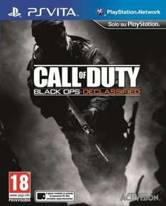 (PSN | PS Vita) Call of Duty Black Ops: Declassified
