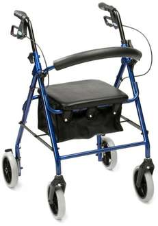 [AMAZON WAREHOUSE] ROLLATOR Drive Medical R8BL-23 - 87% Ersparnis