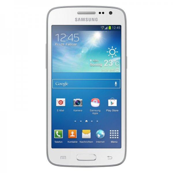 "Samsung Galaxy Core LTE weiß EU-Ware [(4,5""), 1,2GHz Dual Core CPU, 5 MP, Android 4.2.2, 1 GB RAM] für 139,90€ + 4,99€ Versand @notebooksbilliger.de"