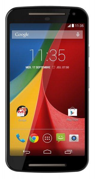 Moto G - 2nd Edition - Dual SIM - Schwarz - @AMAZON WHD FR