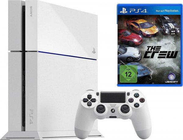 PlayStation 4 + The Crew für 255.94€ !!PREISFEHLER!!