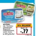 [KAUFLAND OWL, evtl. bundesweit] KW8 Superweekend - Arla Buko für 0,77€ / 0,27€ (Angebot & evtl. Coupon)