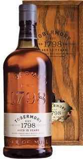 [MERKUR Österreich] Tobermory 15 Year Old Single Malt Scotch 59,92€