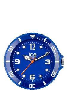 (BRANDS 4 FRIENDS) ICE Clock Blau Wanduhr durch Neukundenrabatt (10 €) 26,89 € (inkl. VSK) IDEALO 54,50 €