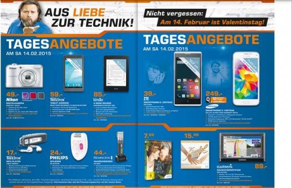 Kindle Paperwhite 85€ nur am 14.02.2015 *Stuttgart/Esslingen/Ludwigsburg/Leonberg* evtl Bundesweit