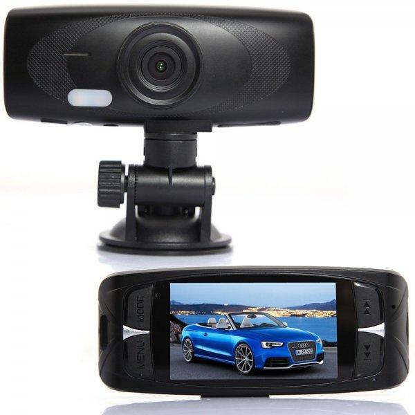Dashcam G1WH aus Deutschland mit Versand duch Amazon. 1080p, 140°, H264, gutes Bild (Mangelhafte Auszeichnung des Händlers- Restrisiko)