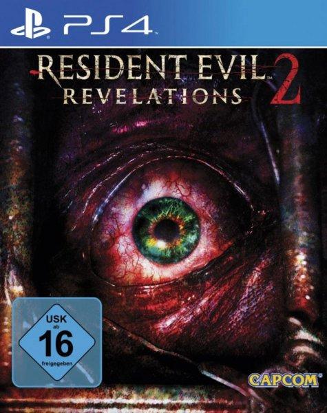 Resident Evil Revelations 2 PS4 Vollversion vorbestellen zum aktuellen Bestpreis von 29,22 €