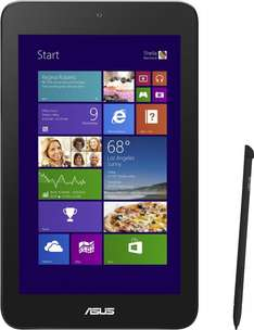 "ASUS VivoTab Note 8 - Atom Z3740 - 4x 1,33GHz, 2GB RAM, 64GB Speicher, Stylus, 8"" IPS, Windows 8.1 - 234,85€ - ZackZack.de"