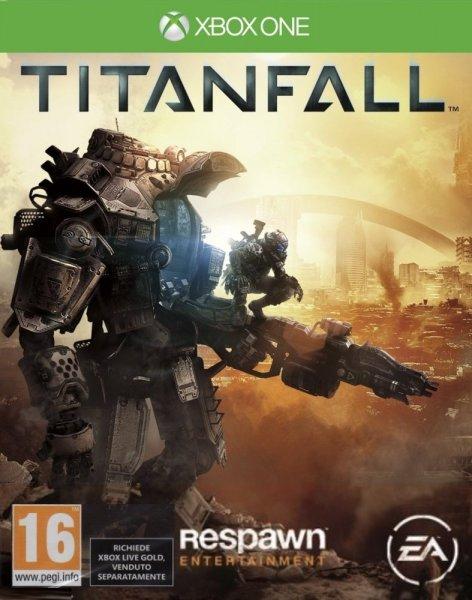 Titanfall (Xbox One) für 19,43€ @Amazon.it