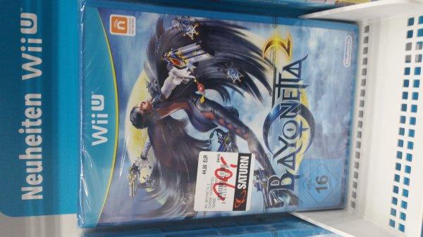 [Lokal Saturn Solingen] Bayonetta 2 WiiU