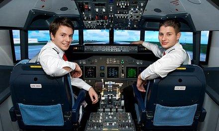 [UPDATE] Flugsimulator: Boeing 747 oder Airbus A 320 selbst fliegen ab 43,92€ in HAM, DUS, MUC