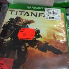 Titanfall Xbox One 15€ bei Real Castrop-Rauxel