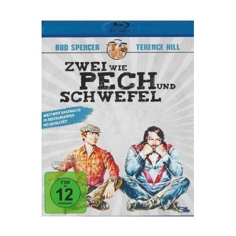 Zwei wie Pech und Schwefel [Blu-ray] für 4,99€ bei Müller