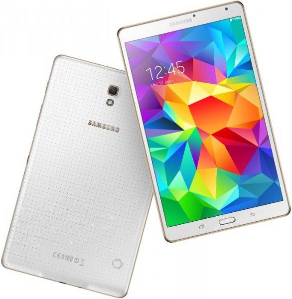 Samsung Galaxy Tab S 8.4 WiFi weiß für 299€ bei Media Markt