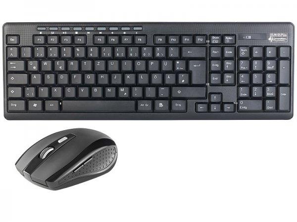 Pearl kabellose Tastatur und Maus inkl. Versand 11,90€