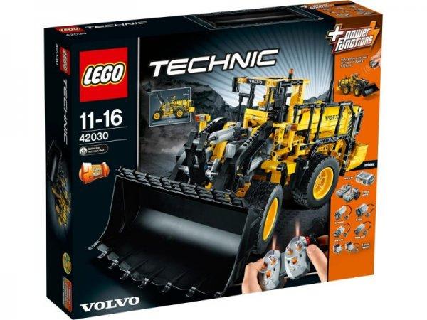 LEGO Technic 42030 Volvo L350F Radlader bei Spielemax.de 143,19€