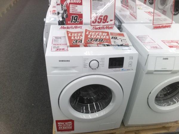 [Lokal]München, Samsung Waschmaschine 359€ statt 459€